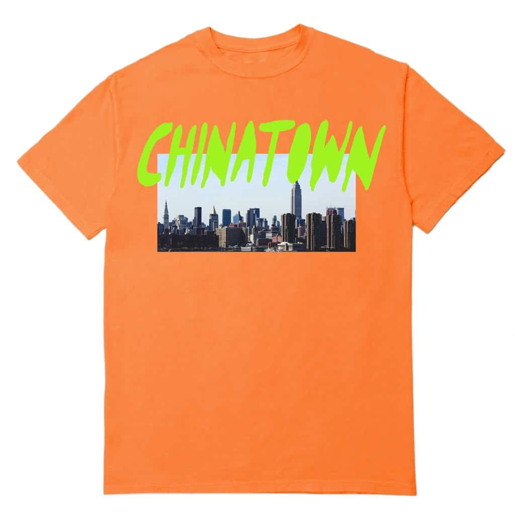 The Chinatown Market Releases Wyoming Inspired T-shirt