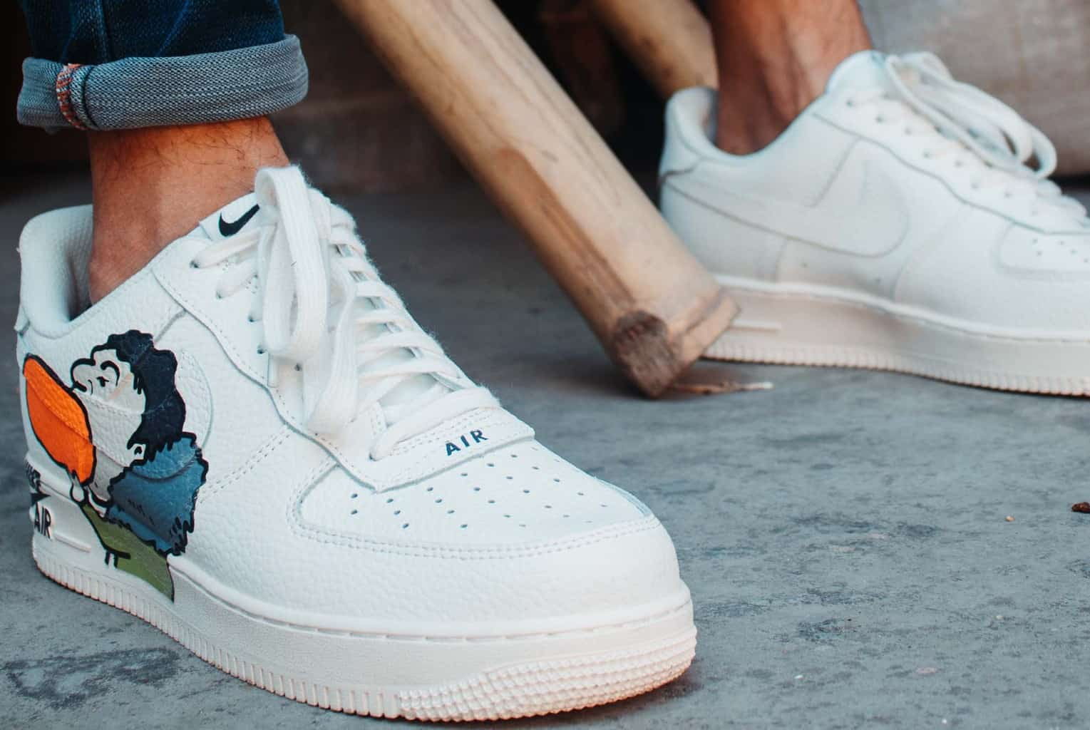 Here S Why Nike Air Force 1s Sneakers Are Cool Again