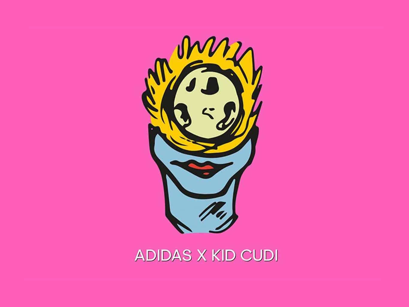 Just Announced The New Kid Cudi X Adidas Collab