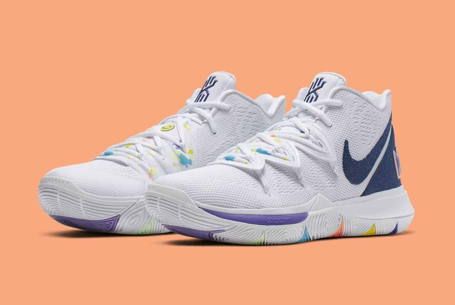 Nike \u0026 Kyrie Irving Just Released