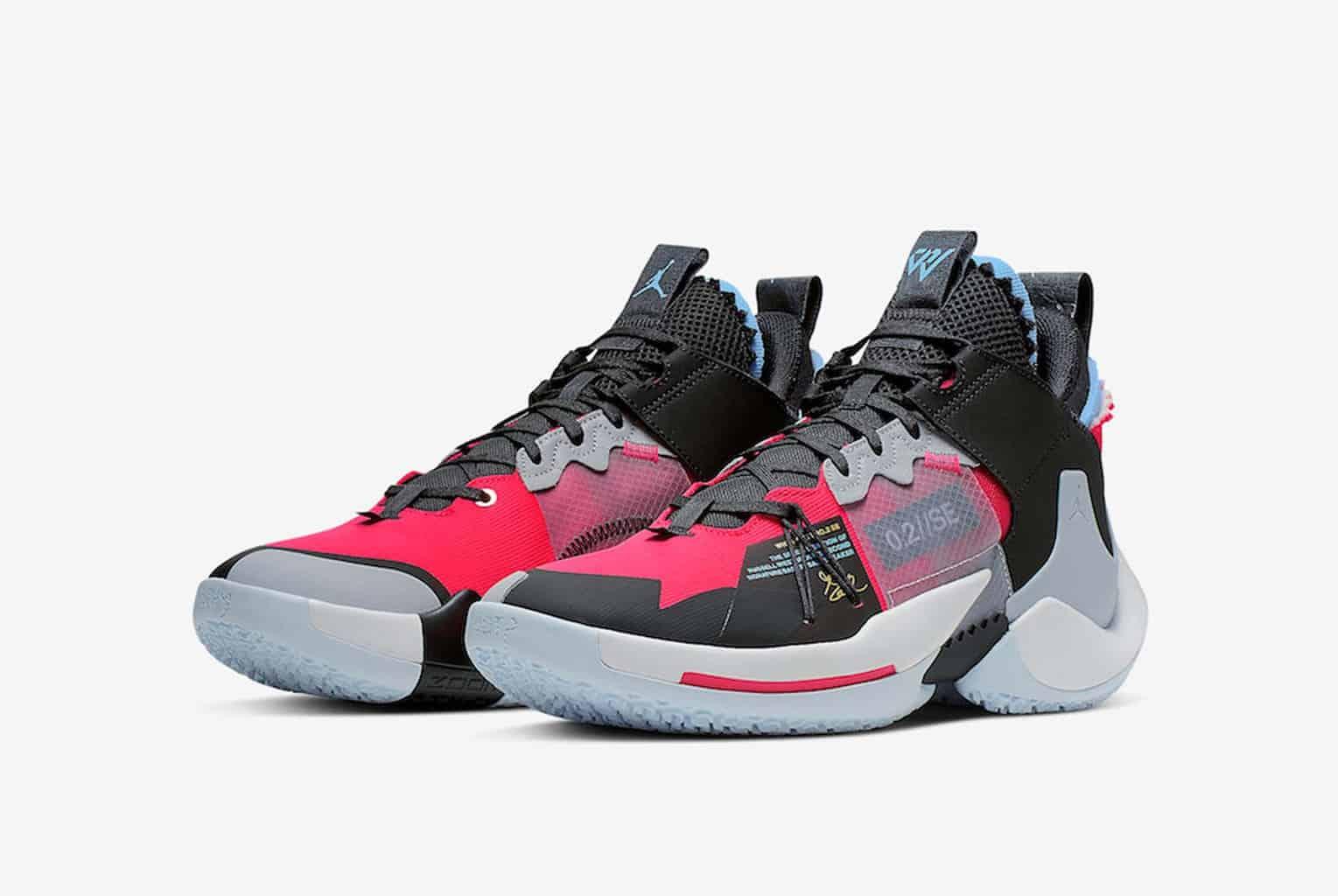 Jordan Why Not Zer0.2 SE Sneaker
